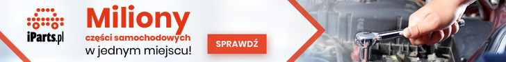 Części do samochodów osobowych w iParts.pl