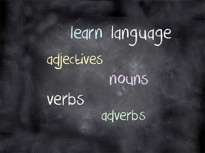 język angielski, nauka