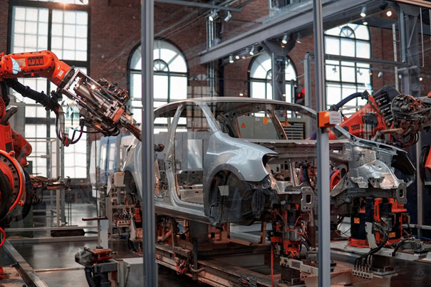 Robotyzacja procesów w przemyśle
